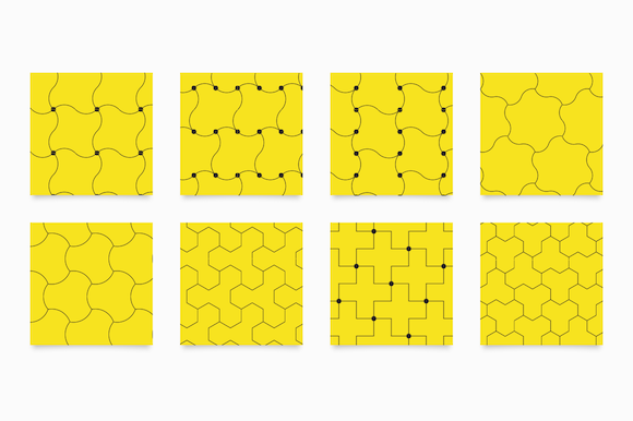 Line Patterns Graphic Patterns By unio.creativesolutions - Image 9