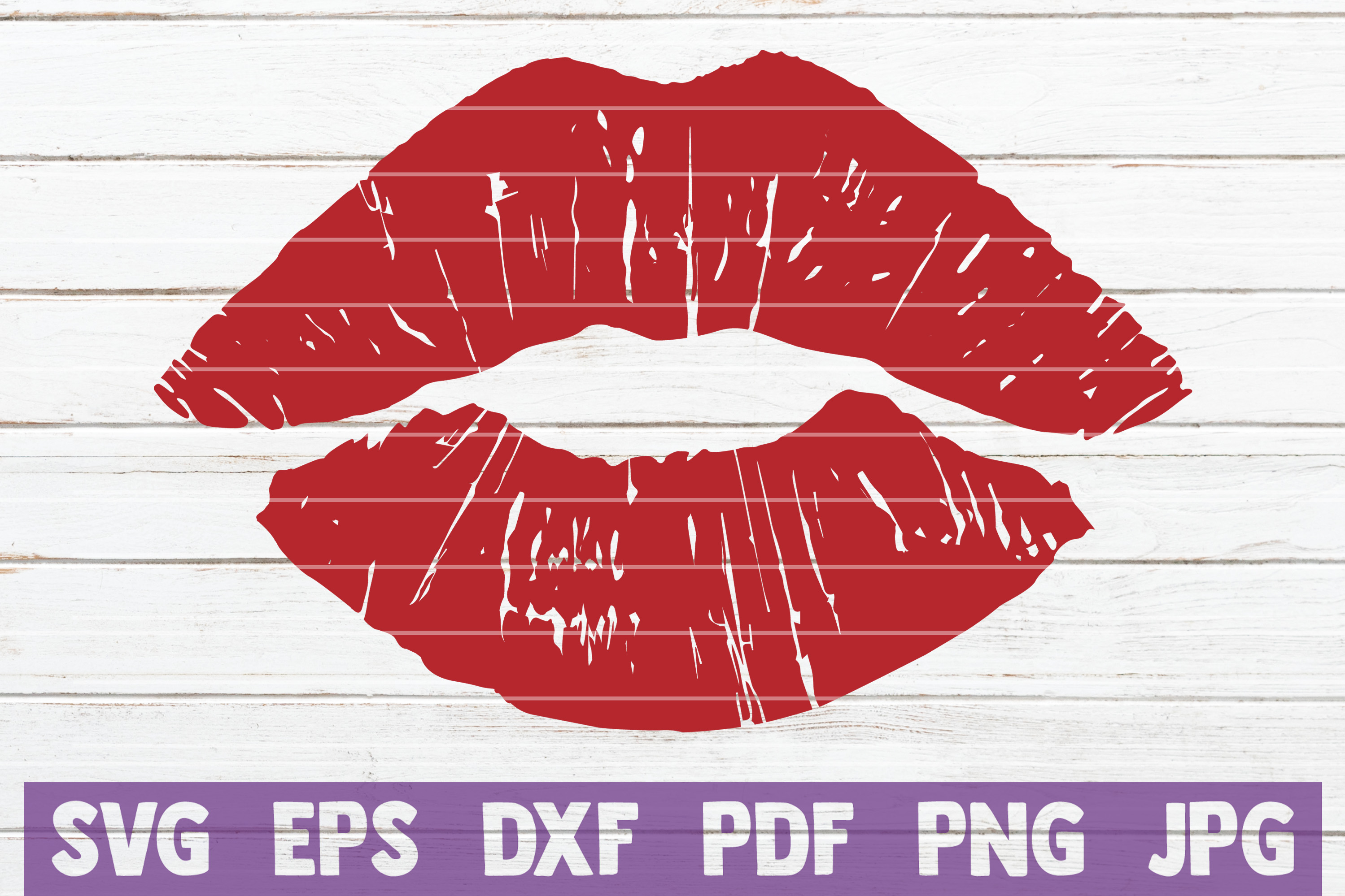 Download Free Lips Cut Files Graphic By Mintymarshmallows Creative Fabrica for Cricut Explore, Silhouette and other cutting machines.