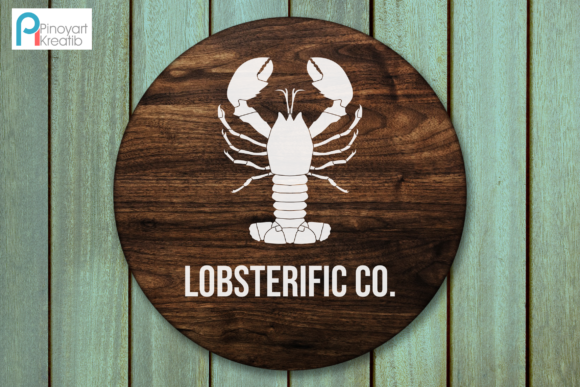 Lobster Graphic Crafts By Pinoyartkreatib - Image 2
