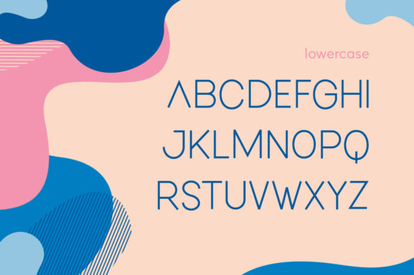 Print on Demand: Lonely Lover Sans Serif Font By Maroon Baboon - Image 5
