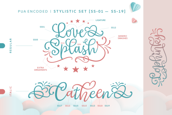 Print on Demand: Lophinky Script & Handwritten Font By Situjuh - Image 2