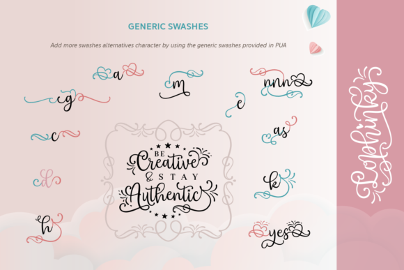 Print on Demand: Lophinky Script & Handwritten Font By Situjuh - Image 3