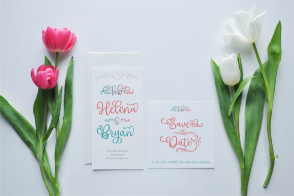 Print on Demand: Lophinky Script & Handwritten Font By Situjuh - Image 7