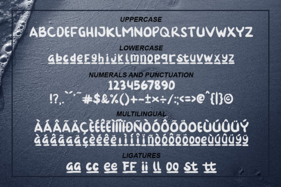 Print on Demand: Loster Display Font By Madatype Studio - Image 6