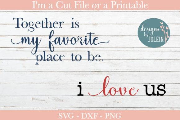 Print on Demand: Love Quotes Graphic Crafts By Designs by Jolein - Image 3