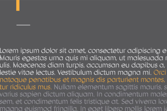 Print on Demand: MD Grotesque Thin 3D Sans Serif Font By Margarita Dyakovich - Image 8