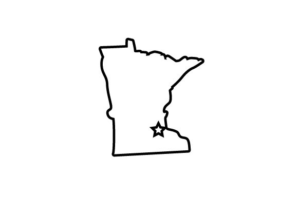 Download Free Minnesota Svg Cut File By Creative Fabrica Crafts Creative Fabrica for Cricut Explore, Silhouette and other cutting machines.