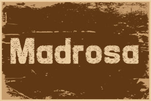 Madrosah Font By da_only_aan