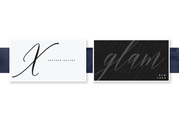 Print on Demand: Maisharah Script & Handwritten Font By FadeLine - Image 6