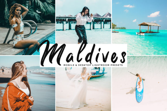 Download Free Maldives Lightroom Presets Pack Graphic By Creative Tacos for Cricut Explore, Silhouette and other cutting machines.