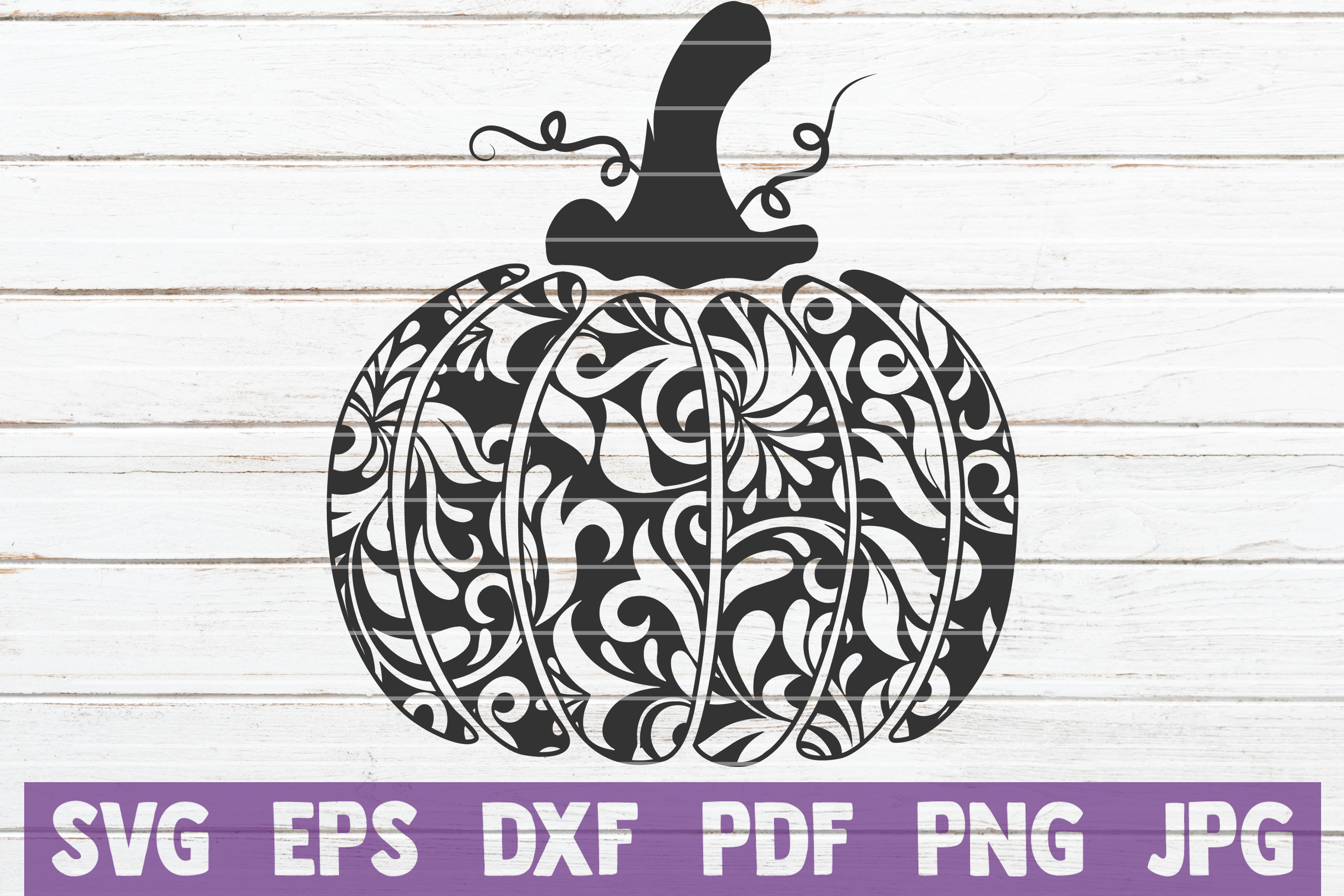 Download Free Mandala Pumpkin Svg Cut File Graphic By Mintymarshmallows for Cricut Explore, Silhouette and other cutting machines.