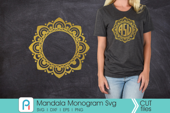 Mandala Graphic Crafts By Pinoyartkreatib