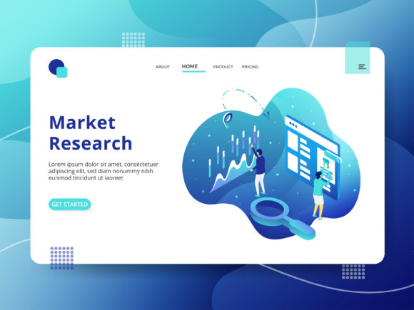 Market Research Graphic Illustrations By Twiri