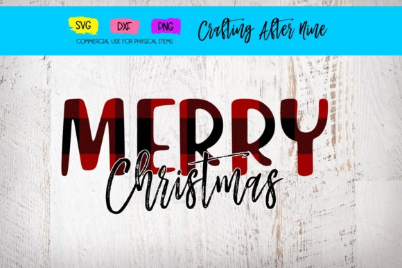 Download Free Merry Christmas Svg Graphic By Crafting After Nine Creative for Cricut Explore, Silhouette and other cutting machines.