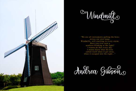 Print on Demand: Migdale Script & Handwritten Font By Bexx Type - Image 8