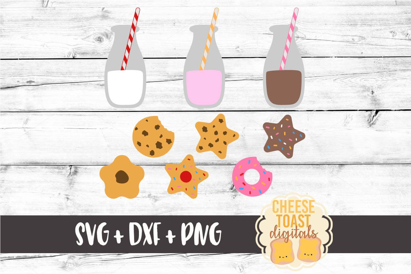 Download Free Milk And Cookies Set Grafico Por Cheesetoastdigitals Creative for Cricut Explore, Silhouette and other cutting machines.