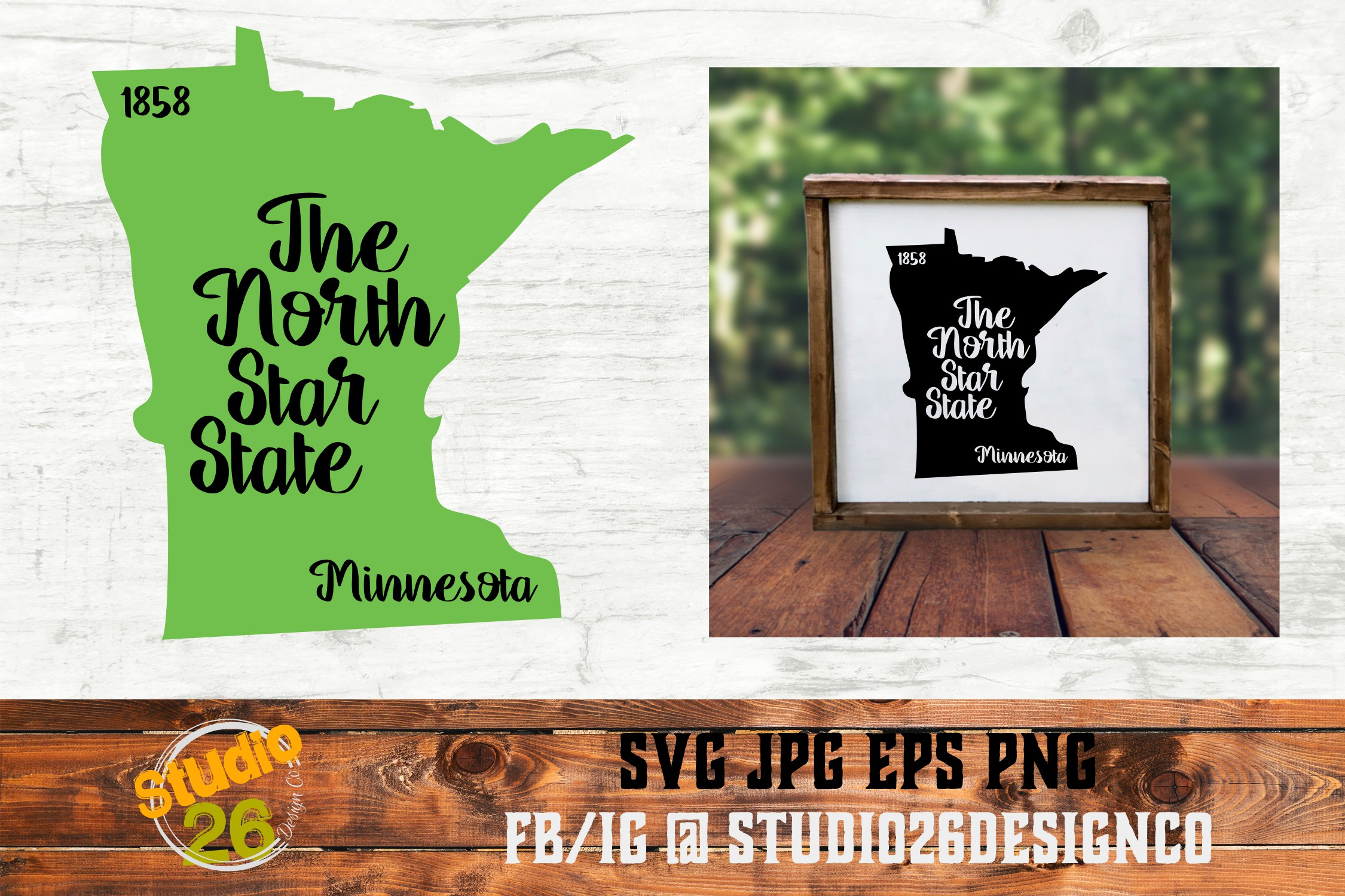 Download Free Minnesota State Nickname Svg Png Eps Graphic By Studio 26 for Cricut Explore, Silhouette and other cutting machines.