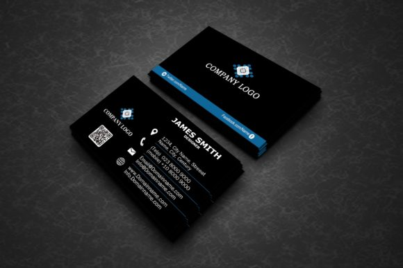 Modern Business Card Graphic By polahdesign