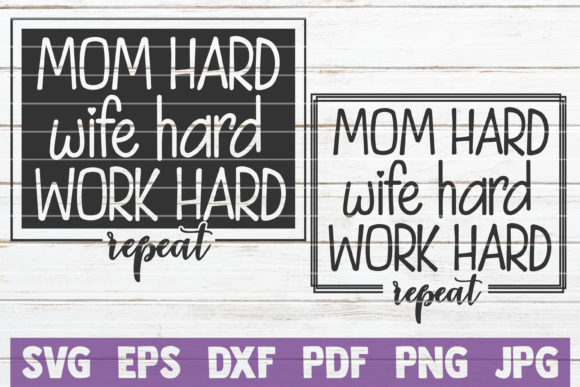 Mom Life Bundle | Cut Files Graphic Crafts By MintyMarshmallows - Image 15