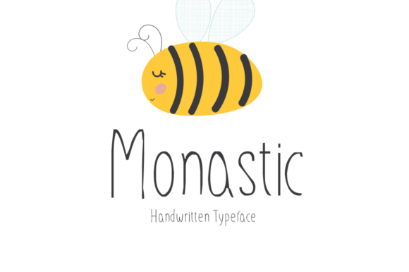 Print on Demand: Monastic Script & Handwritten Font By Imposing Fonts
