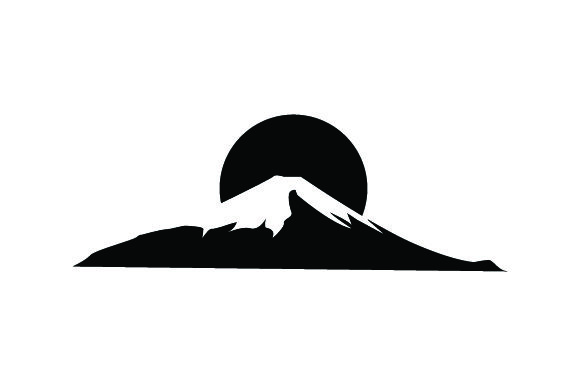 Download Free Mount Fuji Svg Cut File By Creative Fabrica Crafts Creative for Cricut Explore, Silhouette and other cutting machines.