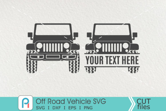Off Road Vehicle Monogram Svg, off Road Graphic Crafts By Pinoyartkreatib