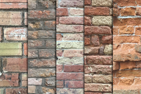 Old Brick Wall Vol 3 X10 Graphic Textures By SmartDesigns - Image 3