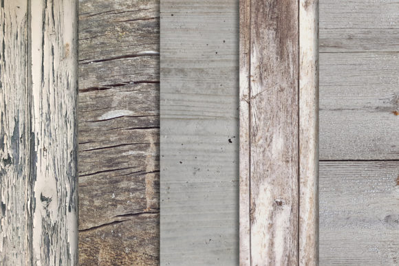 Old Wood Textures Vol 3 Graphic Textures By SmartDesigns - Image 2