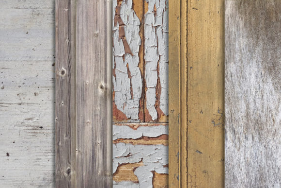 Old Wood Textures Vol 3 Graphic Textures By SmartDesigns - Image 3