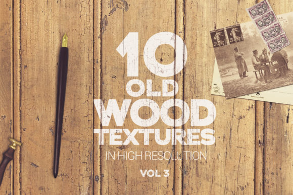 Old Wood Textures Vol 3 Graphic Textures By SmartDesigns - Image 1