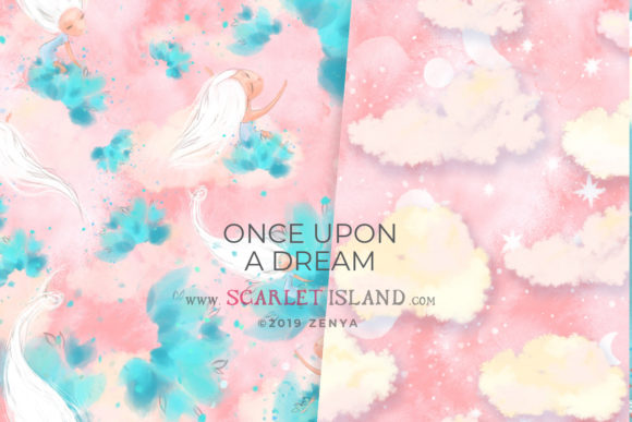 Once Upon a Dream Papers 2