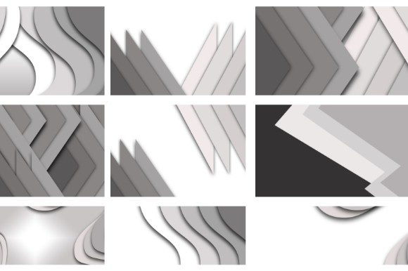 Paper Cut Soft Color Background Graphic Backgrounds By ahmaddesign99 - Image 2