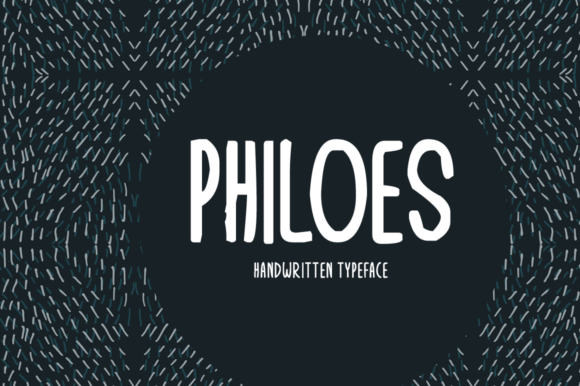 Print on Demand: Philoes Display Fuente Por Imposing Fonts
