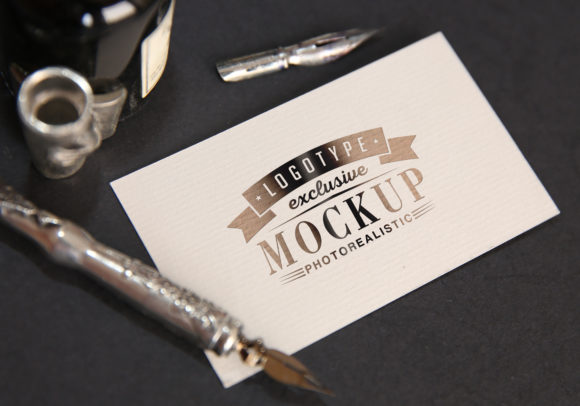 Print on Demand: Photorealistic Mock-ups Vintage Graphic Product Mockups By bywahtung