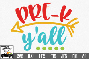 Pre K Y All Svg Graphic By Oldmarketdesigns Creative Fabrica