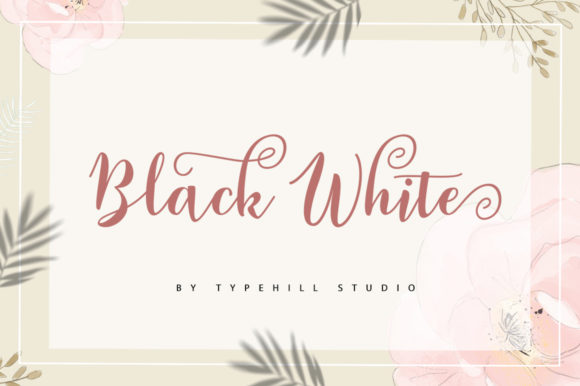 Raspberry Duo Font By typehill Image 6