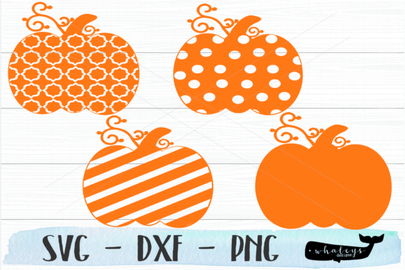 Download Free Pumpkin Designs Graphic By Whaleysdesigns Creative Fabrica SVG Cut Files