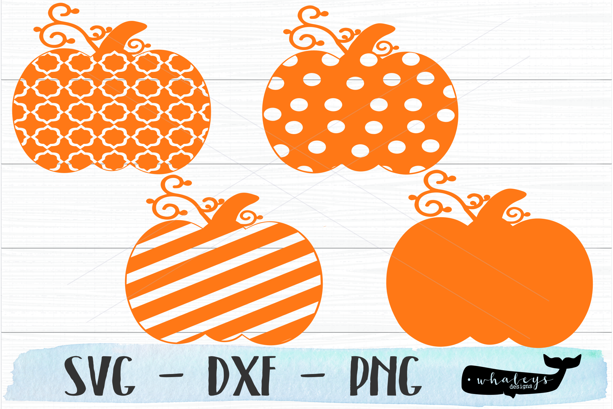 Download Free Pumpkin Designs Graphic By Whaleysdesigns Creative Fabrica for Cricut Explore, Silhouette and other cutting machines.