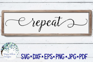 Repeat Graphic By WispyWillowDesigns