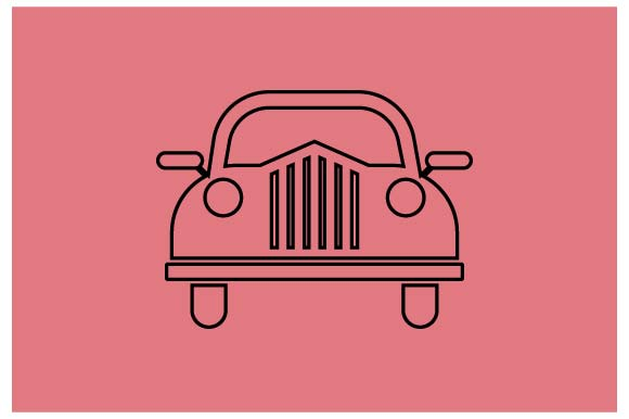 Download Free Retro Car Icon Eps 10 Vector Graphic By Hoeda80 Creative Fabrica SVG Cut Files