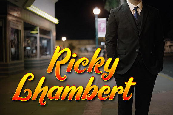 Print on Demand: Ricky Lhambert Script & Handwritten Font By Cove703