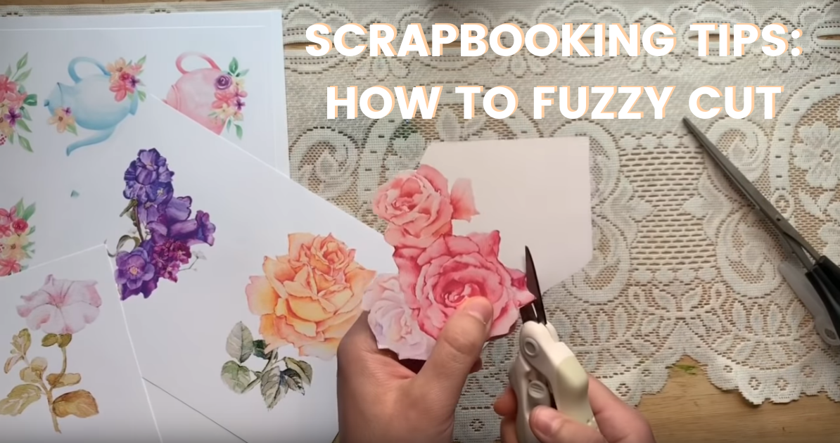 Download Free Scrapbooking Tips How To Fuzzy Cut Digital Designs Creative Fabrica for Cricut Explore, Silhouette and other cutting machines.