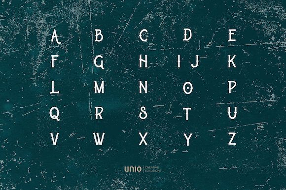 Sailor's Grave Font By unio.creativesolutions Image 5