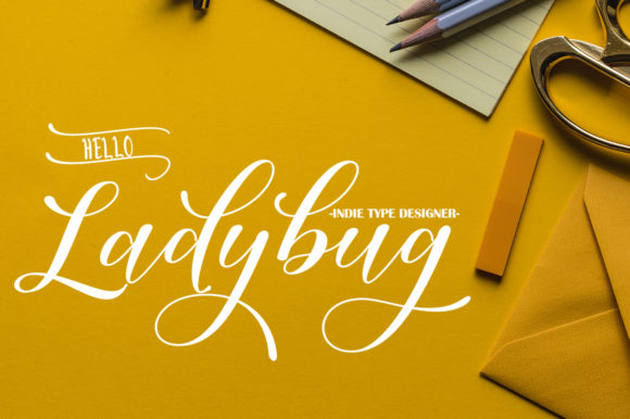 Print on Demand: Sally Butter Script & Handwritten Font By Natural Ink - Image 3