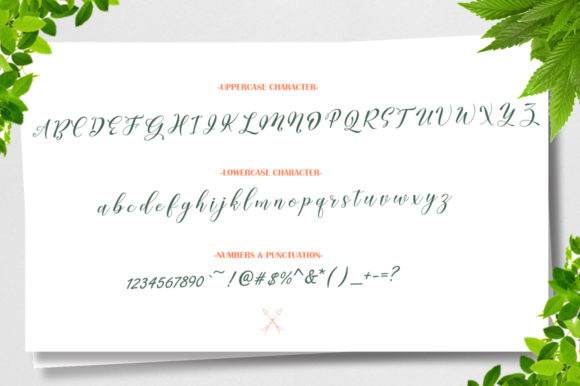 Sally Butter Font By Natural Ink Image 4