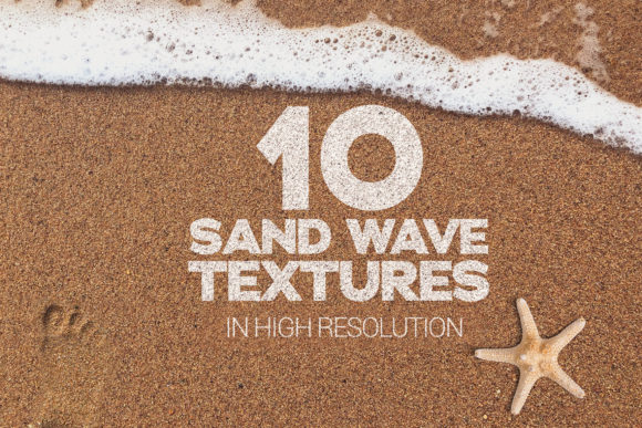 Sand Wave Textures X10 Graphic Textures By SmartDesigns