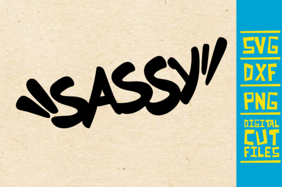 Download Free Sassy Graffiti Black Women Africa Graphic By Svgyeahyouknowme for Cricut Explore, Silhouette and other cutting machines.