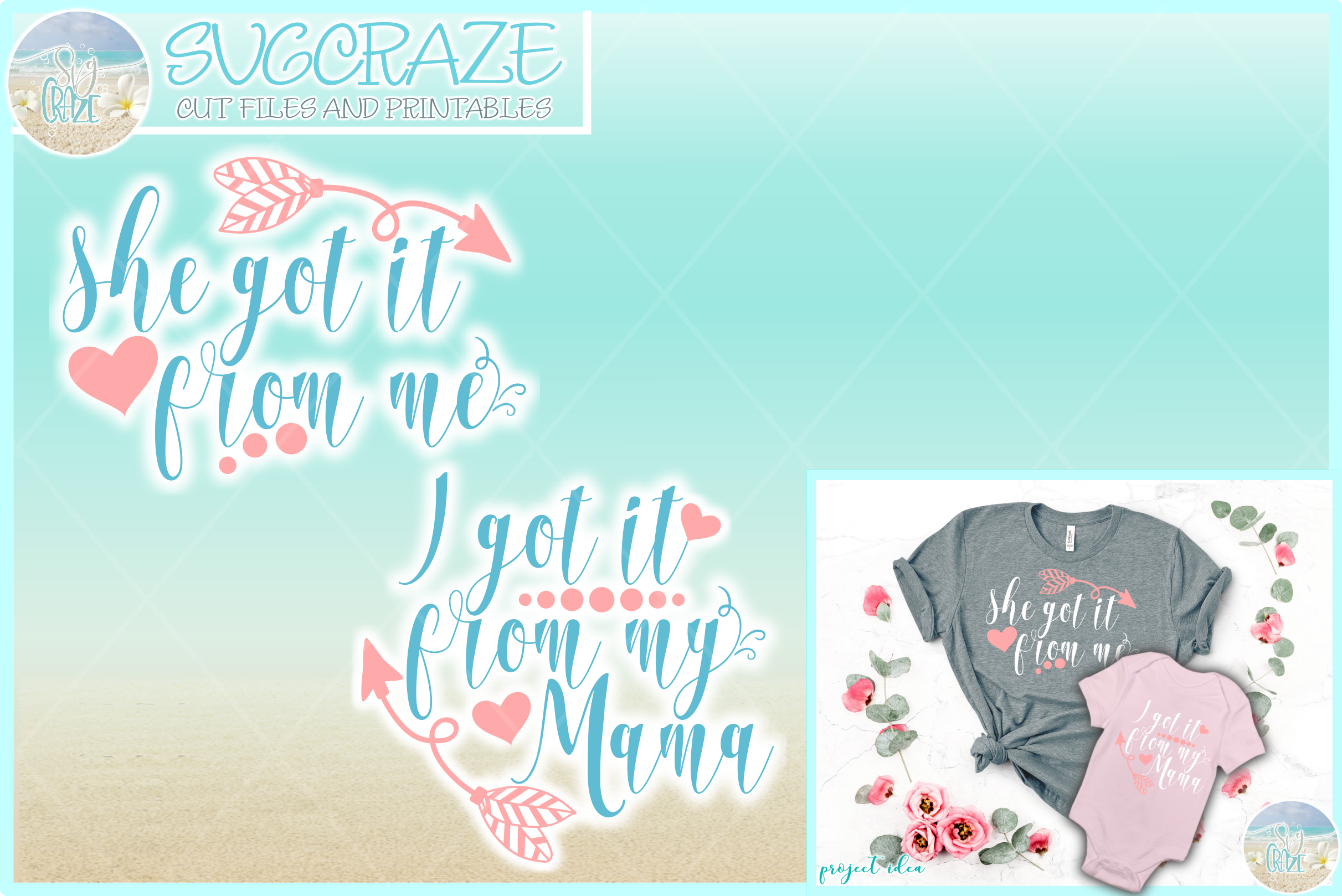 Download Free Crafts for Cricut Explore, Silhouette and other cutting machines.