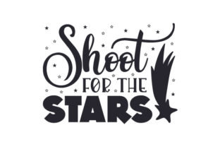 Shoot for the Stars Craft Design By Creative Fabrica Crafts