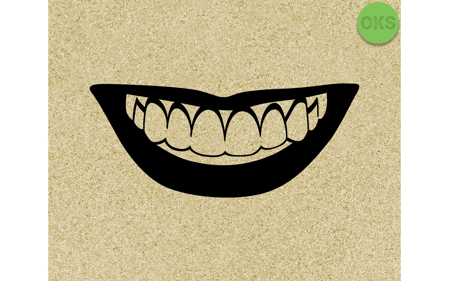 Download Free Smile Graphic By Crafteroks Creative Fabrica for Cricut Explore, Silhouette and other cutting machines.